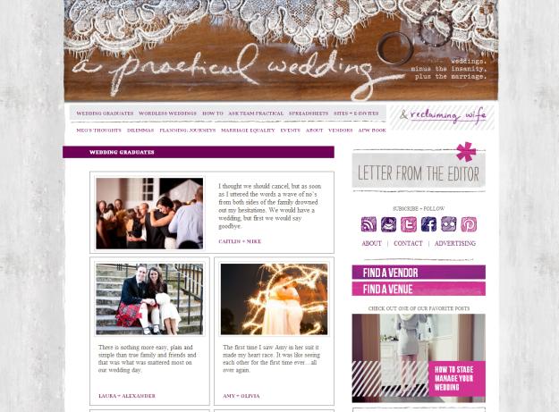 weddinggraduatesapracticalwedding