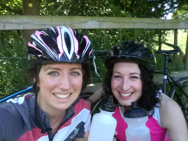 Cheers to duathalons!