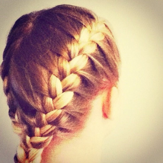 double-french-braid
