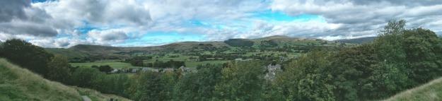 Castleton valley