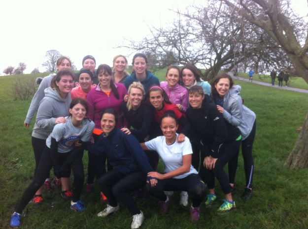 NTC Train to Run Saturday hill sessions