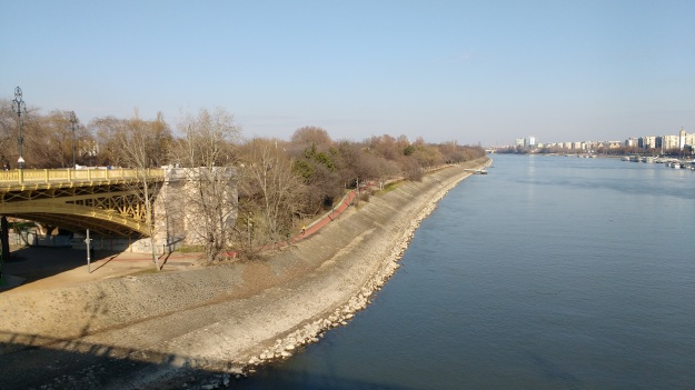 budapest margaret island running track